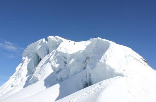 Climb Vallunaraju (5686m)