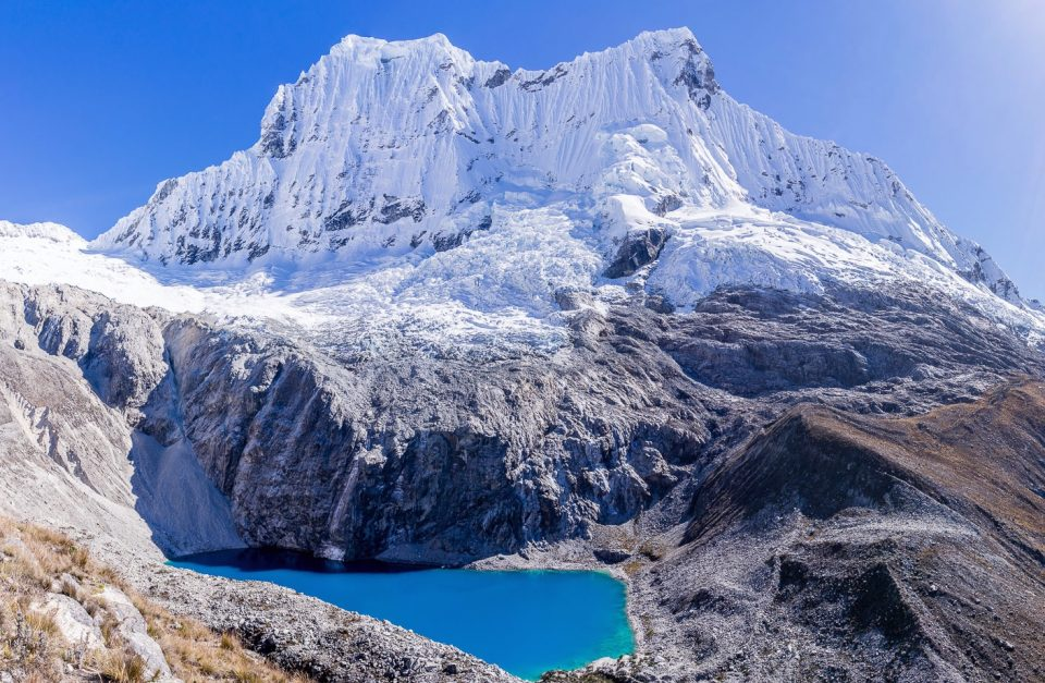 Llanganuco – Pisco BC – Laguna 69 Trek